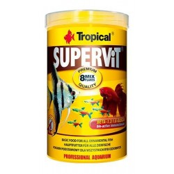 Alimento en escamas Supervit de Tropical