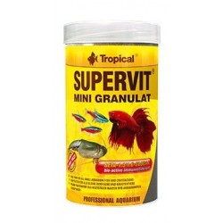 Alimento Supervit Mini Granulat de Tropical