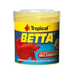 Alimento Betta de Tropical