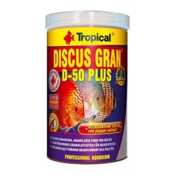 Alimento Discus gran D-50 plus de Tropical