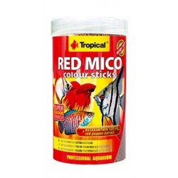 Alimento Red Mico Colour Sticks Tropical