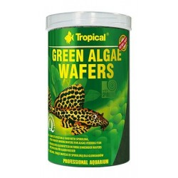 Alimento Green Algae Wafers peces de fondo