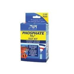 Test de fosfatos PO4 de API, 150 análisis