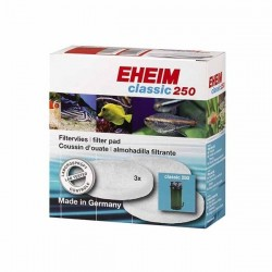 Esponjas blancas para Filtro Eheim Classic 600-2217