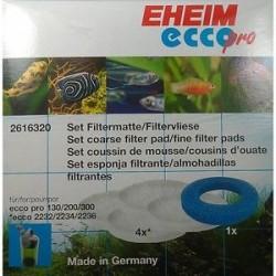 Pack de Esponjas para Ecco pro de Eheim-2616320