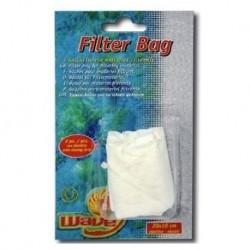 Bolsa malla para el material filtrante