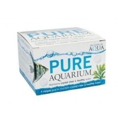 Bacterias para acuario Pure Aquarium 50 balls