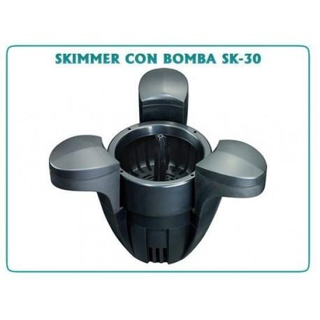 Skimmer flotante para estanque Aquaking SK30